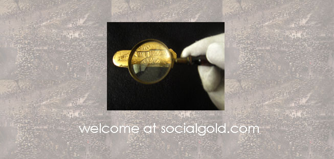 Social Gold .com - Welcome !
